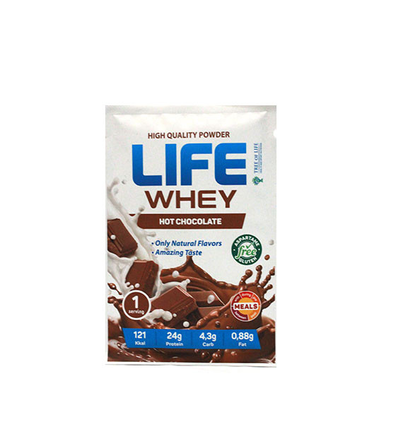 Life whey шоколад 30g, Tree of life фото 1 — 65fit