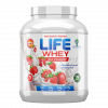 Life Whey Strawberry 2270g, Tree of life фото 2 — 65fit