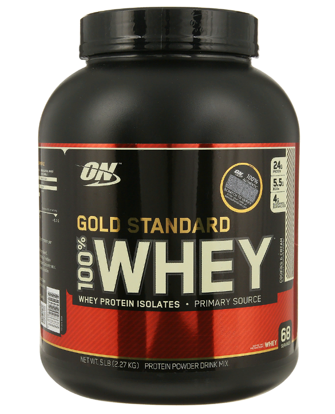 Gold Standard 100% Whey Blueberry Chesse Cake 909гр, Optimum Nutrition фото 1 — 65fit