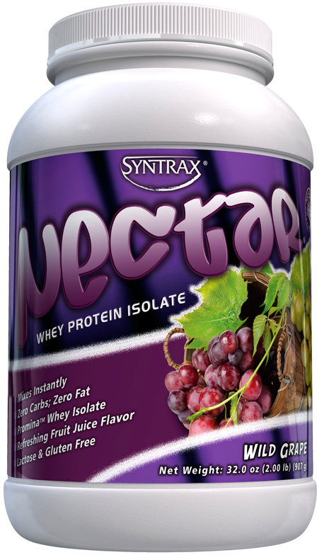 Nectar Wild Grape 907g, Syntrax фото 1 — 65fit